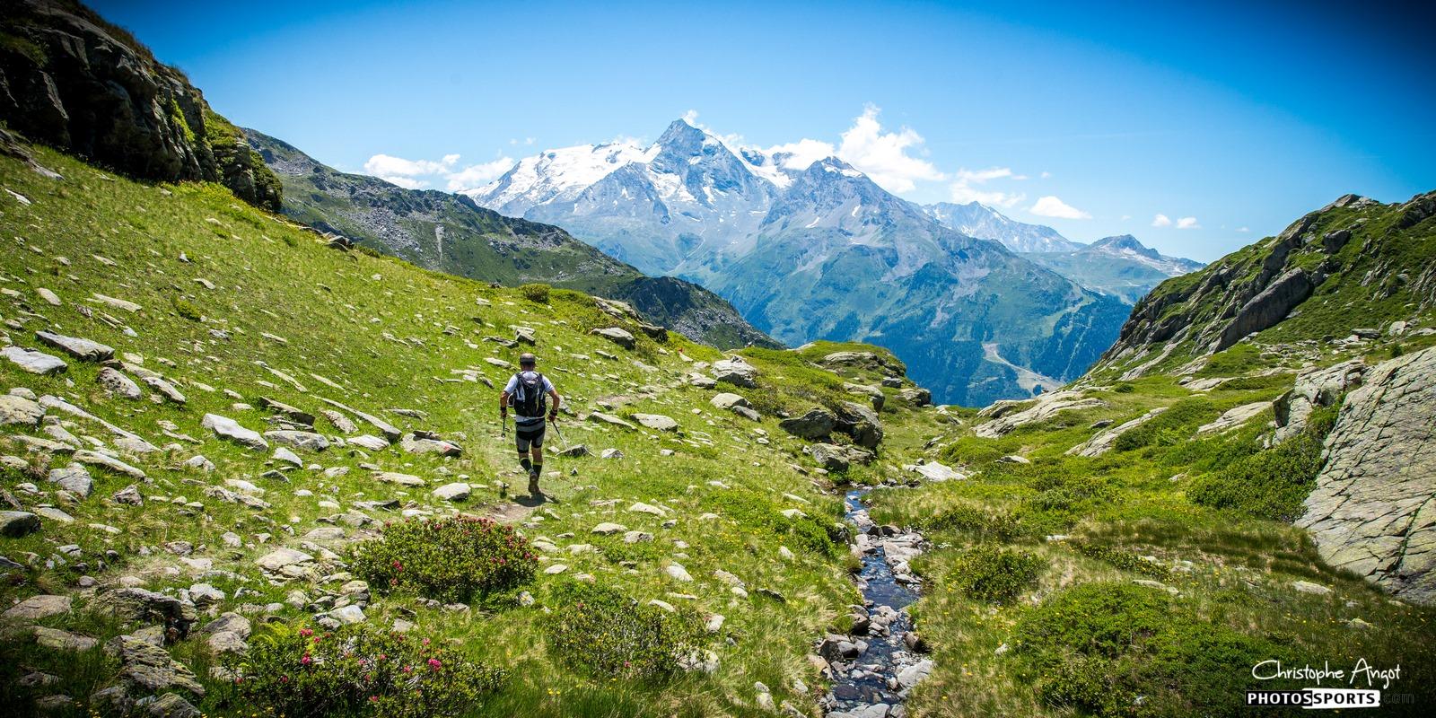 Le Trail de La Rosiere